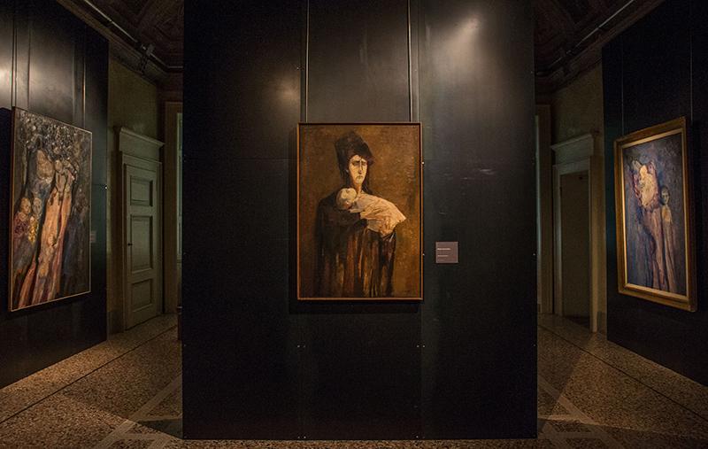 'Longaretti lungo un secolo', mostra a cura di Simone Facchinetti e Carlo Pirovano.